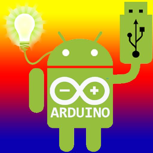 Arduino USB Smart home Control 生產應用 LOGO-玩APPs
