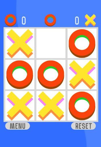 無料解谜Appの過三關 Tic Tac Toe|記事Game