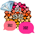 GO SMS - Diamond Blitz 4 icon