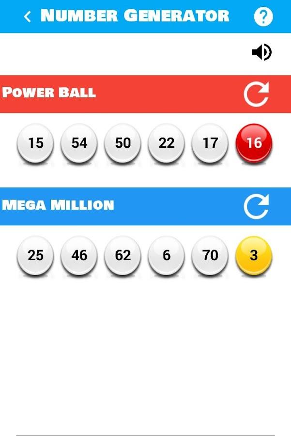 Lottery Algorithm Generator