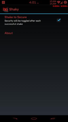 Xposed Shaky 1.0.2 screenshots 2
