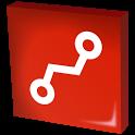 SFR GPS icon