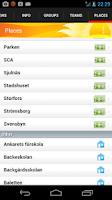 Screenshot of Piteå Summer Games