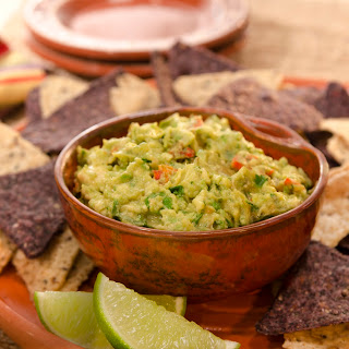 Vegetable Guacamole.