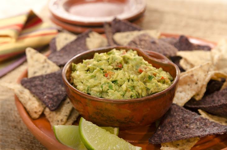 Vegetable Guacamole Recipe