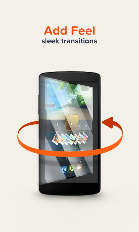 Buzz Launcher-Smart&Free Theme screenshot #4