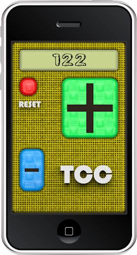 TCC Tap Counter
