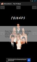 Screenshot of F.R.I.E.N.D.S. - The TV show