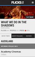 Screenshot of Flicks.co.nz