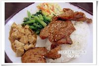 吉野烤肉飯