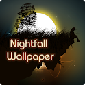Night Fall Wallpaper