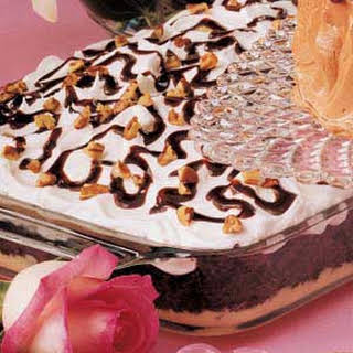Double Chocolate Pudding Cake.
