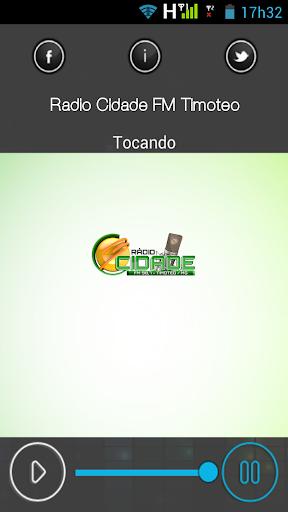 Radio Cidade FM Timoteo