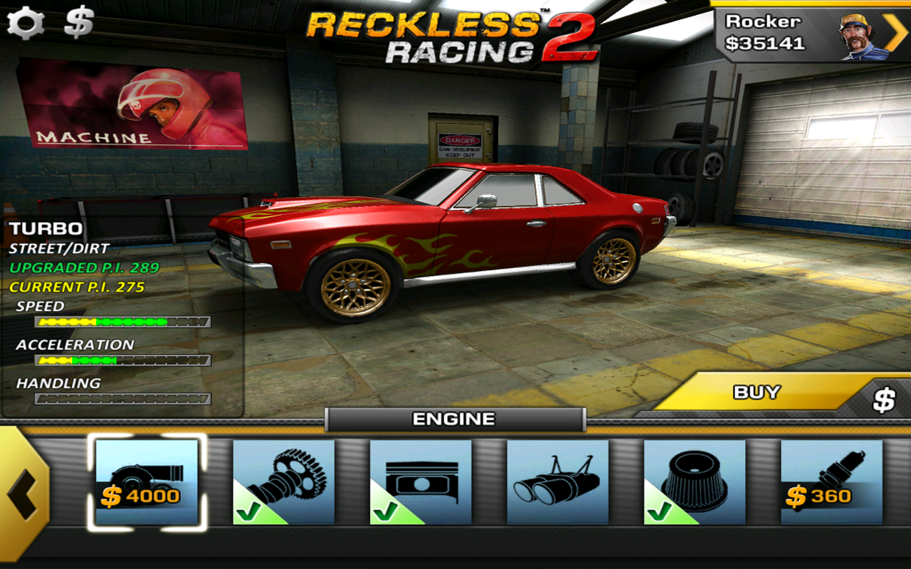 Reckless Racing 2 screenshot #11