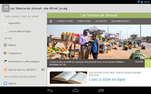 JW.org Podcast français
