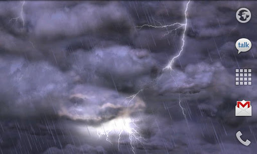 Thunderstorm Live Wallpaper v2.15 APK