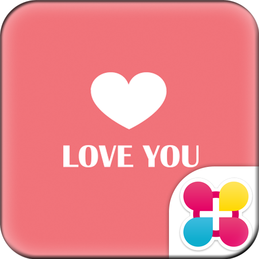 Heart Wallpaper LOVE YOU! Icon
