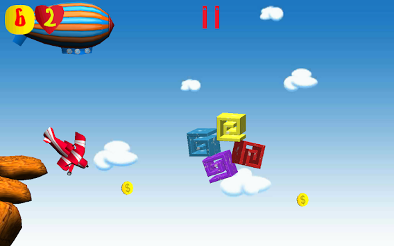 Planny: Plane Adventures apk screenshot