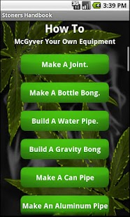 Stoner's Handbook L- Bud Guide - screenshot thumbnail