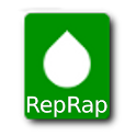Bluetooth Reprap logo