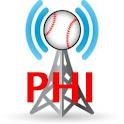 Philadelphia Baseball Radio logo