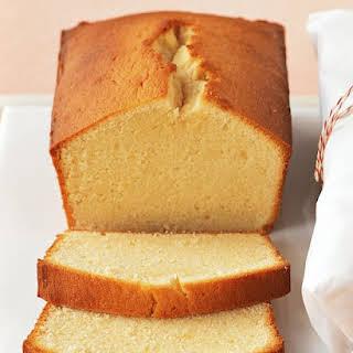 Cream-Cheese Pound Cakes.