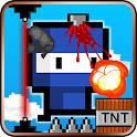 NINZ - Tiny Ninja Kill Hardest icon