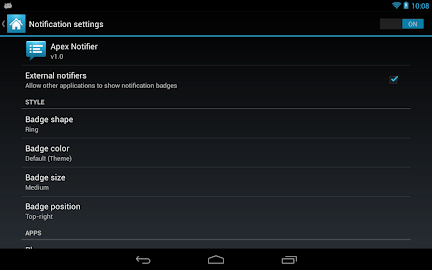 Apex Launcher Pro Screenshot 17