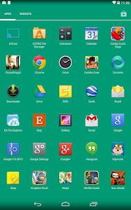 Colored Bars Launcher screenshot 9