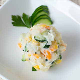 Japanese Potato Salad.