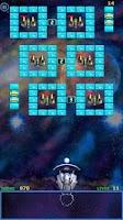 Screenshot of Meteor Brick Breaker 2