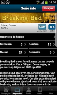 MijnSerie- screenshot thumbnail