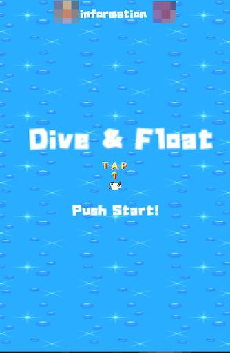【免費動作App】Dive&Float-APP點子