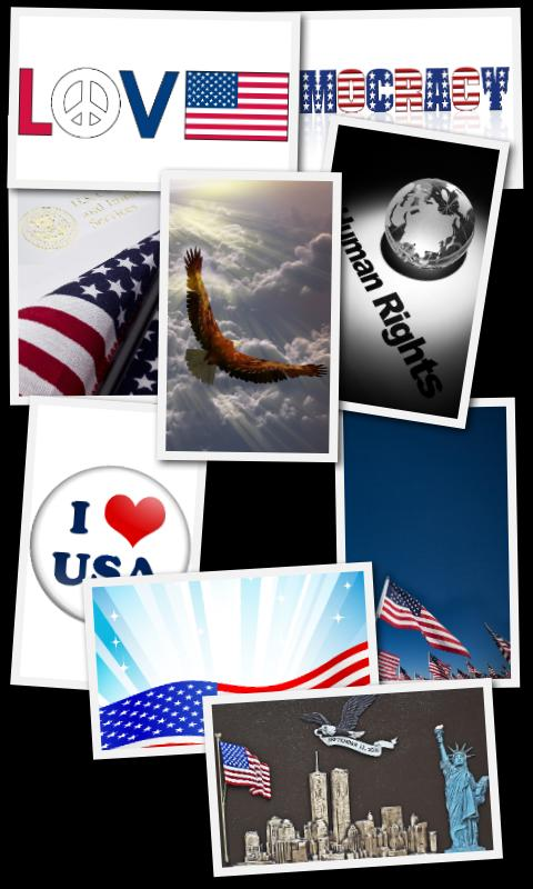 USA LIVE WALLPAPER PRO VERSION - screenshot