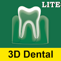 3D Dental:A-Z LITE logo
