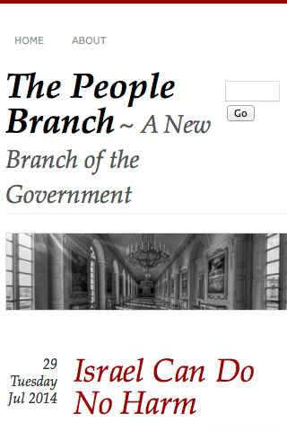 The People Branch- screenshot