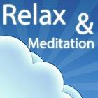 Relax & Meditation App- Full icon