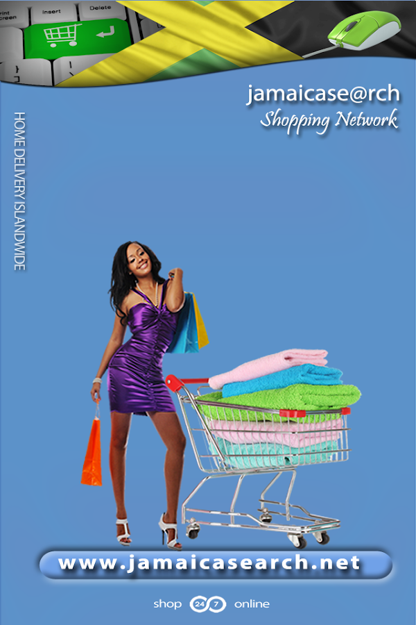 Jamaicasearch Shopping Network - screenshot