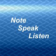 Note, Speak, Listen for Deaf 2.3 Icon