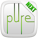 Pure Next Launcher 3D Theme icon