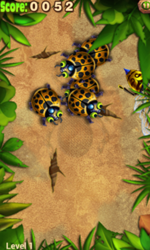 Bug Smasher - screenshot