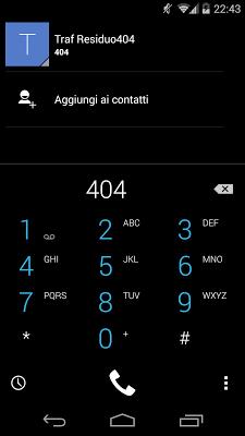 CM10/CM11 DarkHolo Theme - screenshot