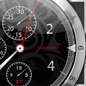 Luxury Sport Tech Clock icon