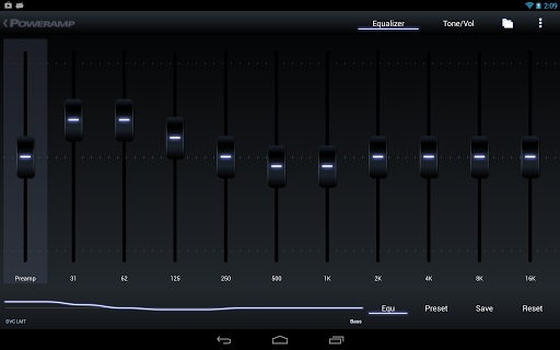 Poweramp Music Player (Full) v2.0.9-build-528