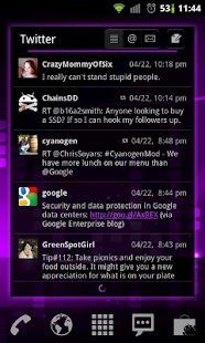 Purple Punch LPP / APW Theme - screenshot thumbnail