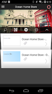 OceanHomeStore- screenshot thumbnail