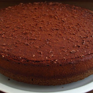 Chocolate Orange Cake.