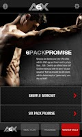 Screenshot of The 6 Pack Promise by ATHLEANX