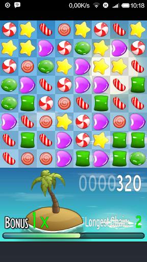 Candy Match 3 saga