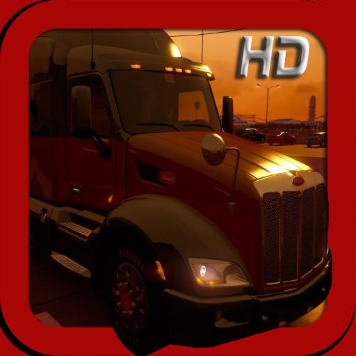 Truck Simulator 3D 模擬 App LOGO-APP試玩